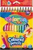 Obrázek Pastelky Colorino trojhranné - 12 barev / jumbo