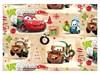 Obrázek Vánoční dětský balicí papír v archu - 70 x 100 cm / Cars