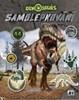 Obrázek JIRI MODELS samolepicí knížka Samolepkování Dinosauři